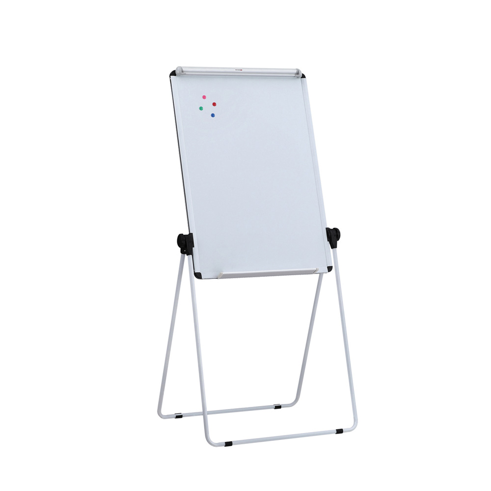 whiteboard mit st nder 100 x 70 cm neu hartmannwb. Black Bedroom Furniture Sets. Home Design Ideas